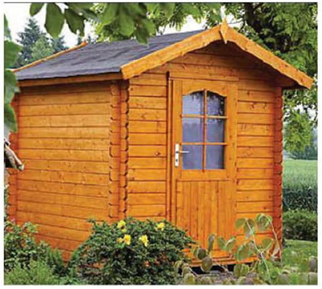 Franchini legnami - Casette porta attrezzi da giardino ...
